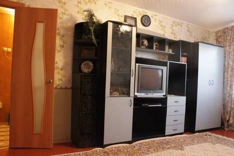 Сдается 1-комнатная квартира посуточнов Курчатове, ул. гайдара, 3.