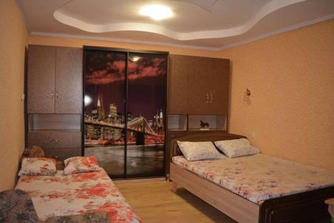 Сдается 3-комнатная квартира посуточно в Евпатории, Гоголя 30.