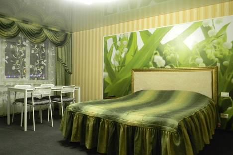 Сдается 1-комнатная квартира посуточно в Копейске, пр.Славы, 5.