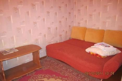 Сдается 1-комнатная квартира посуточно в Братске, Баркова, 23.