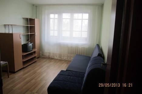 Сдается 2-комнатная квартира посуточнов Братске, Гагарина, 45.