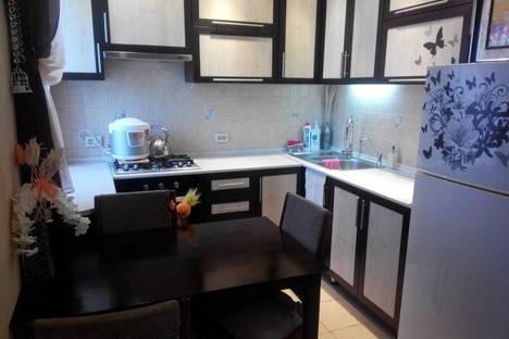 Сдается 2-комнатная квартира посуточно в Судаке, Яблоневая 6.