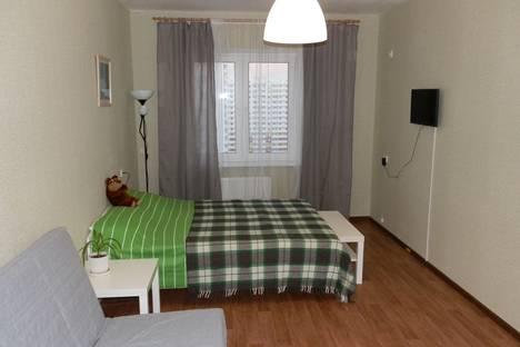 Сдается 1-комнатная квартира посуточнов Яблоновском, ул. им Байбакова Н.К., 2.
