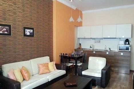 Сдается 2-комнатная квартира посуточнов Софии, бул. Ген. Скобелев, 35.