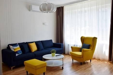 Сдается 3-комнатная квартира посуточнов Софии, ул. Бузлуджа, 51.