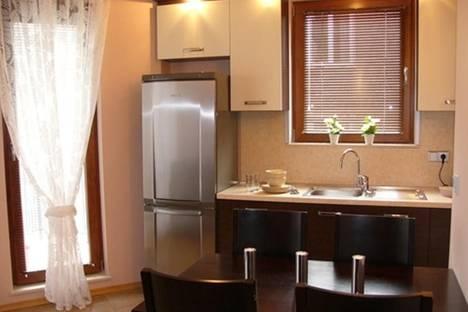Сдается 2-комнатная квартира посуточно в Софии, ул. Иван Денкоглу, 25.
