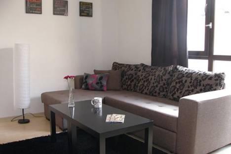 Сдается 2-комнатная квартира посуточнов Софии, ул. Гургулят, 25.