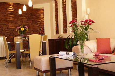 Сдается 2-комнатная квартира посуточно в Софии, ул.Князь Александр, 2.