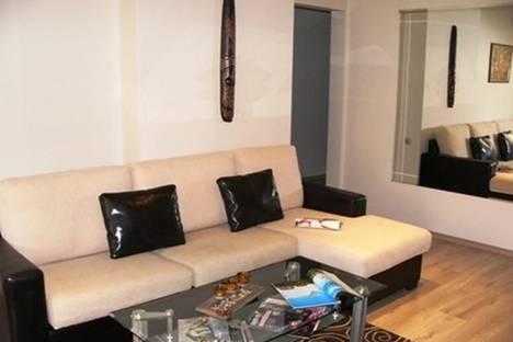 Сдается 2-комнатная квартира посуточнов Софии, ул. Любен Каравелов, 67.