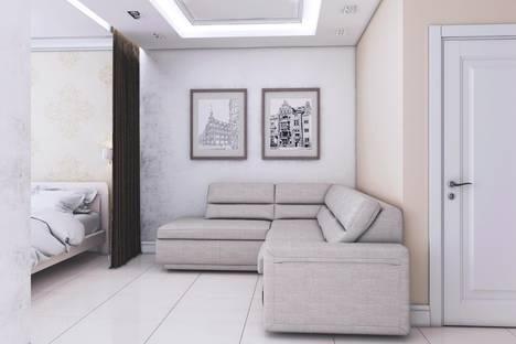 Сдается 1-комнатная квартира посуточнов Калининграде, Горького 96.