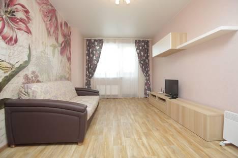 Сдается 1-комнатная квартира посуточно в Новосибирске, Романова 60/1.