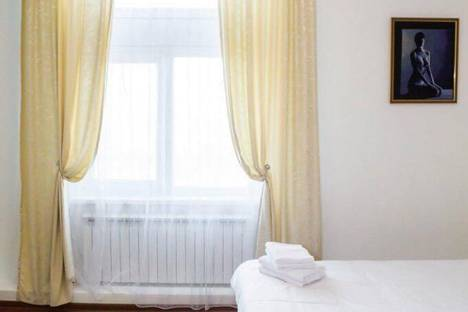 Сдается 2-комнатная квартира посуточно в Астане, ЖК на воднозеленом бульваре, кунаева 12.