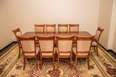 Сдается 2-комнатная квартира посуточно в Астане, ЖК Северное сияние, Достык 5/1.
