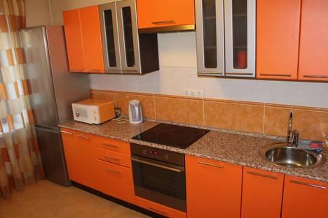 Сдается 1-комнатная квартира посуточнов Барнауле, ул. Пролетарская, 60а.