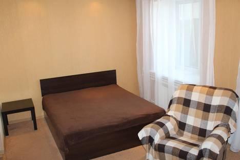 Сдается 1-комнатная квартира посуточнов Барнауле, Павловский тракт, 80.