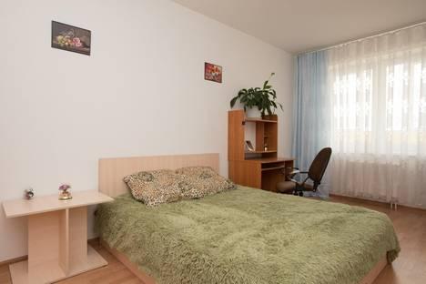 Сдается 1-комнатная квартира посуточнов Екатеринбурге, циолковского 57.