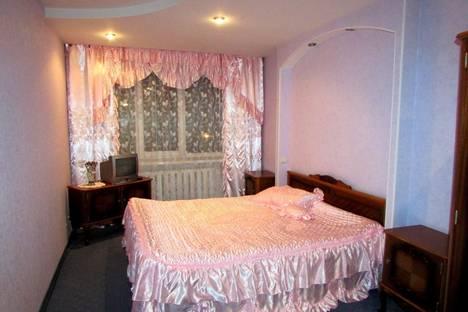 Сдается 3-комнатная квартира посуточно в Костроме, Кинешемское шоссе, 45.