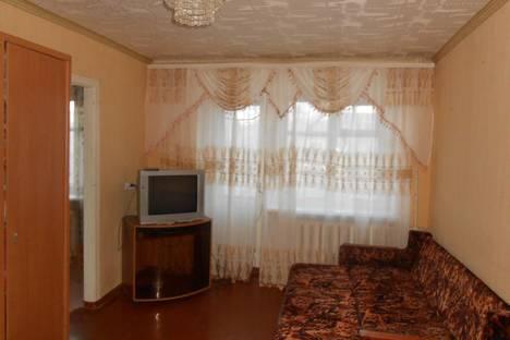 Сдается 2-комнатная квартира посуточно в Комсомольске-на-Амуре, Ленинградская 30/2.