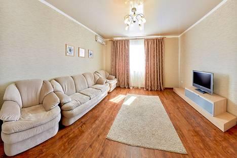 Сдается 2-комнатная квартира посуточно, Пушкина 189.