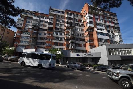 Сдается 3-комнатная квартира посуточно в Новороссийске, проезд Скобликова, 3.