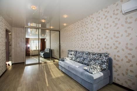 Сдается 1-комнатная квартира посуточно в Комсомольске-на-Амуре, ул Комсомольская 65 корп 2.