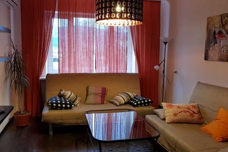 Сдается 2-комнатная квартира посуточно в Геленджике, микрорайон Парус, 7.