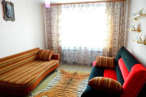 Сдается 1-комнатная квартира посуточно в Печоре, Комсомольская, 23.