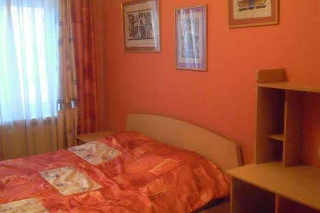 Сдается 3-комнатная квартира посуточно в Ижевске, ул. Кирова, 129.
