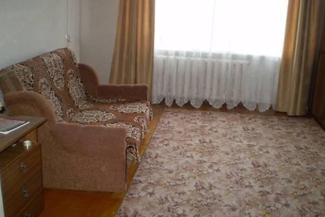 Сдается 2-комнатная квартира посуточно в Ейске, ул. С. Романа, 98.