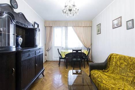 Сдается 3-комнатная квартира посуточнов Зеленограде, Апартаменты Пекин - Рублёвское шоссе 40 корпус 3.