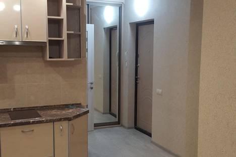Сдается 1-комнатная квартира посуточно в Адлере, Ул.Ленина 146.