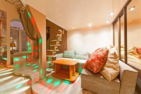 Сдается 2-комнатная квартира посуточнов Пушкине, Улица Гончарная, 6.