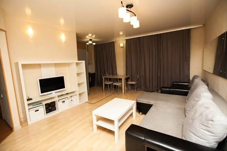 Сдается 2-комнатная квартира посуточнов Кемерове, ул. Ноградская, 7А.
