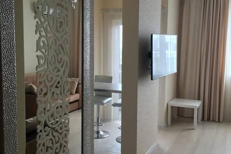 Сдается 1-комнатная квартира посуточнов Сочи, ул. Параллельная, 9.  ЖК Остров мечты.
