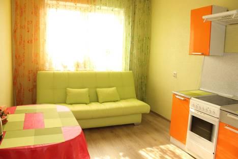 Сдается 1-комнатная квартира посуточнов Екатеринбурге, Саввы Белых, 1.