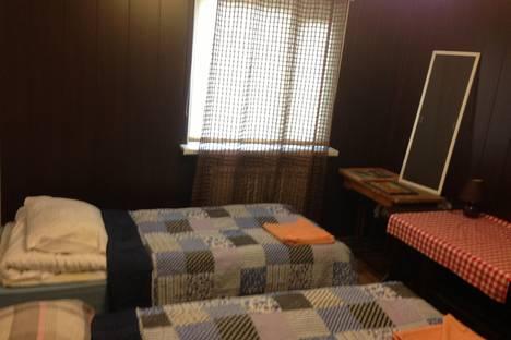 Сдается 2-комнатная квартира посуточно в Сортавале, ул. Советская, 4.