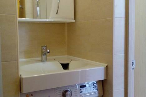Сдается 1-комнатная квартира посуточнов Сочи, пер привольный 8/1.