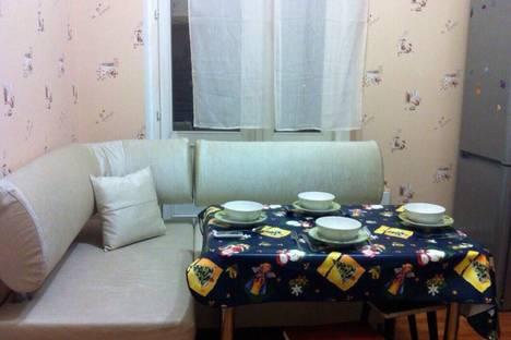 Сдается 2-комнатная квартира посуточно в Подольске, ул. Юбилейная, 1к2.