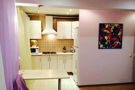 Сдается 1-комнатная квартира посуточнов Астрахани, Савушкина, 24.