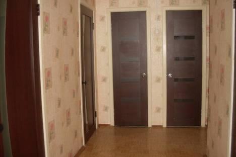 Сдается 3-комнатная квартира посуточно в Томске, 1-й Казанский переулок, 10.