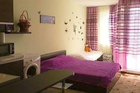 Сдается 1-комнатная квартира посуточно в Несебыре, Иван Вазов, 7.