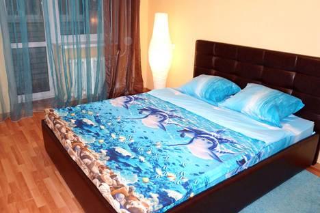 Сдается 2-комнатная квартира посуточно во Владимире, проспект Ленина, 44.