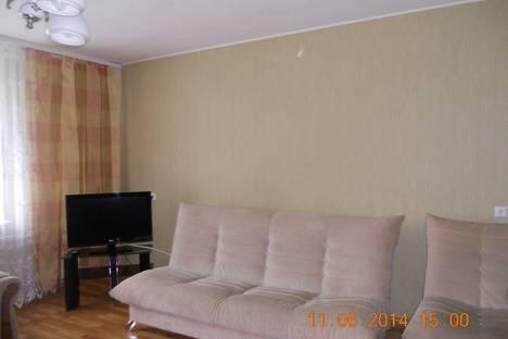 Сдается 3-комнатная квартира посуточно в Воронеже, ул. Среднемосковская, 70.