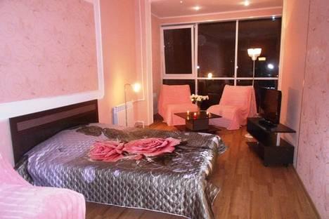 Сдается 1-комнатная квартира посуточнов Воронеже, Кольцовская, 9.