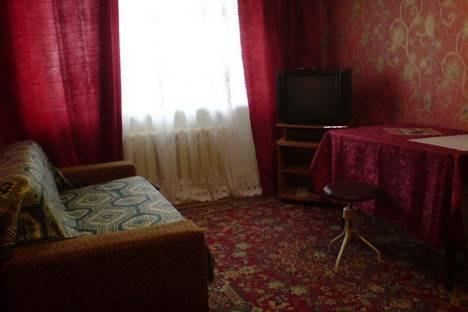 Сдается 1-комнатная квартира посуточно, Мира,30.