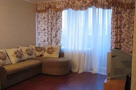 Сдается 1-комнатная квартира посуточнов Екатеринбурге, ул. Луначарского 21.