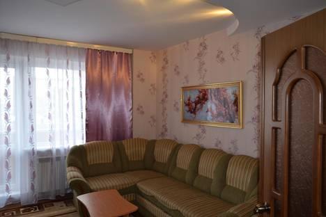 Сдается 3-комнатная квартира посуточно в Красноярске, 78 Добровольческой Бригады 11.