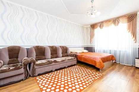 Сдается 1-комнатная квартира посуточнов Казани, Чистопольская 74.