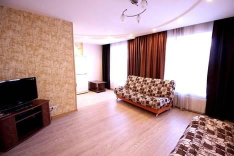 Сдается 3-комнатная квартира посуточнов Иркутске, ул Ямская 19.