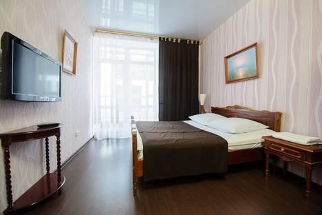 Сдается 1-комнатная квартира посуточнов Томске, ул. Трифонова, 22.
